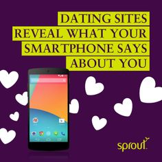 Smartphone dating sites