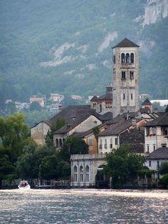 San Giulio, Lake of Orta