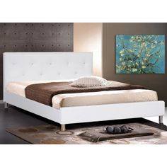 Find it at the Foundary - Barbara Bed - Queen