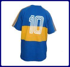 camisetas retro boca juniors  1981 madadona81