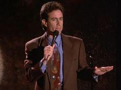 """Jerry Seinfeld in """"Seinfeld"""""""
