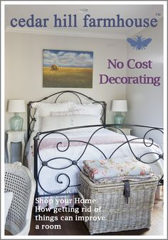 no cost decorating #frenchdecor