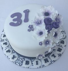 31st birthday cake images happy birthday cake images - 31st Birthday On Pinterest 31st Birthday Blooming Onion