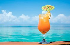 Goombay Smash   (4 servings, make a pitcher!)    4oz. spiced Rum   4oz. Malibu® coconut Rum  8oz. pineapple juice  8oz. orange juice  Mix ingredients   Pour over ice    Aaahhhh! Now that's refreshing!