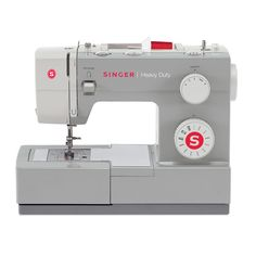 I really need a new sewing machine- this one is called the Heavy Duty Sewing Machine! That might do the trick ;) a great sale on Fab this week.