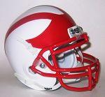 Lawndale Cardinals 2009 Schutt Mini Helmet - Lawndale, CA