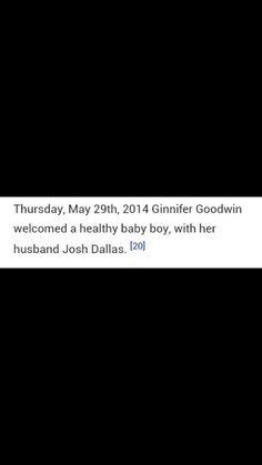 Congrats Ginny and Josh!!