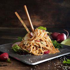 vegan pad thai noodles