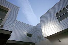 Roberts Community Center   Wannemacher Jensen Architects   Archinect