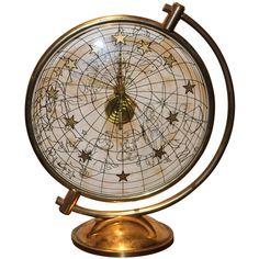50's Hermes Celestial Clock