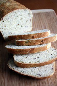 loaded baked potato bread!