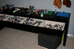 lego table/storage