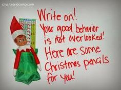 Tons of Elf on the Shelf Ideas for good behavior