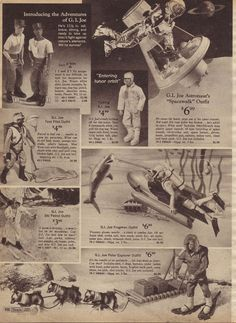 G.I. Joe Sears 1969
