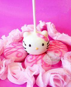 Hello Kitty Cake Pop