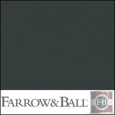 snug area - carriage green - farrow and ball