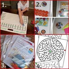 Learning Fun for Boys: Homeschooling Pinterest Fun