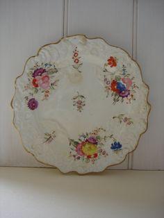 Vintage China Plate
