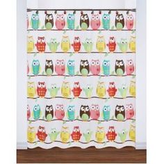 Owl shower curtain?
