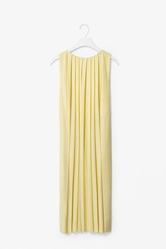 PLEATED JERSEY DRESS by COS