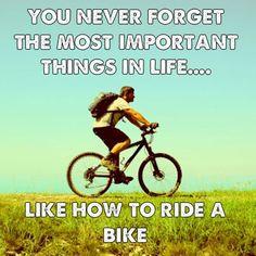 You Never Forget http://bike2power.com