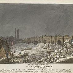 London Bridge, 1814