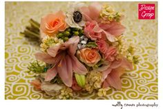 Bouquet by: Design Group, Carmel, IN