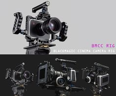 Tilta Blackmagic Cinema Camera Rig available for pre-order @ikan corporation.com