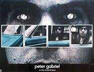 PETER GABRIEL - 1977