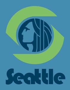 City of Seattle Logo from Draplin Design Co.
