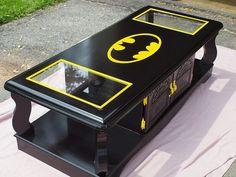 @Lisa Phillips-Barton Galvan ... we needs a Wonder Woman coffee and Superman end tables.