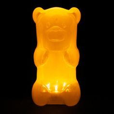 GummyGoods Nightlight Orange, $27.99, now featured on Fab.