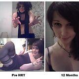 16 Months HRT, 22MTF. It's been emotional :'] - Imgur