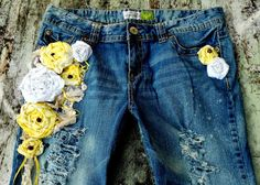 love to do this to my jeans