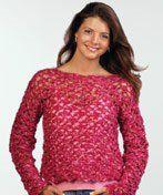 Cartwheel Top - free crochet pattern