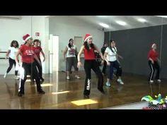 """Zumba Christmas """"Jingle Belele""""  with @R Y"""