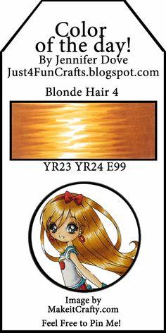 Blonde hair 4