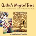 art lesson, famous artists for kids, tree of life