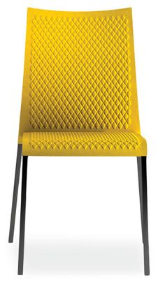 In and Out stacking chair by Segis