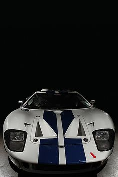 Ford's GT40