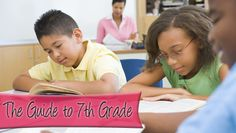 By 7th grade, students have acclimated to life in a middle school. To preview the curriculum and learn how you can support it at home, check out the Scholastic Parents Guide to 7th Grade.