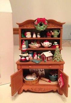Hallmark Mrs. Claus's Cupboard