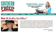 My radio interview on the problems with #fitspiration with Robin Shea on Southern Fried Fitness