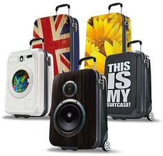 SUITSUIT Cases, maletas diferentes para turistas con estilo