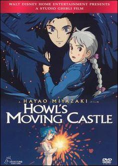 Howl's Moving Castle DVD gabby