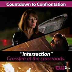 The countdown to the final confrontation has begun! The season finale of Nikita is this Friday!