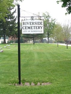 Riverside Cemetery  Painesville  Lake County  Ohio  USA