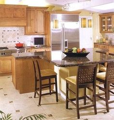 kitchen remodel designs with islands | Based Island | Kitchen Remodel Ideas