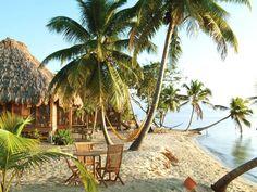 Turtle Inn in Belize