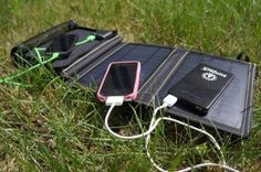 SunJack Solar Charger and CampLight: Perfect Camping and Bug Out Power and Lighting Solution!